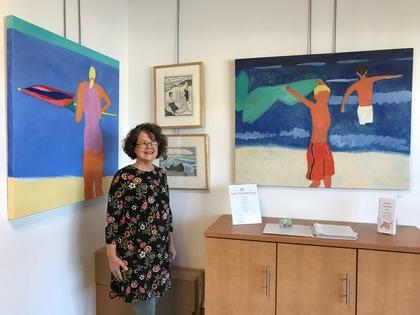 Sept.-Oct. Exhibit at Art Niche, UMASS Lowell Haverhill Campus